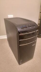 Asus mATX PC case with 550W Power supply