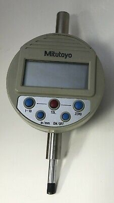 Mitutoyo 543-185 Digimatic Indicator 0-.50-12.7mm Range .00010.001mm