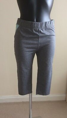Womens Cropped Leggins Size M New Look