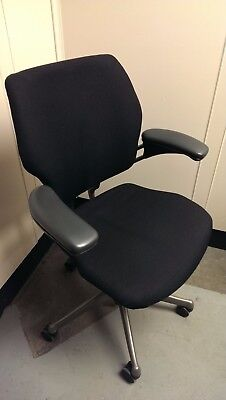 Humanscale Freedom Chair-professionally Reupholstered
