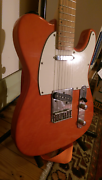 Custom Telecaster electric guitar Balgowlah Manly Area Preview
