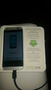 HTC One Android cell phone