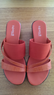 Wanted: Supersoft by Diana Ferrari Wedge Slide