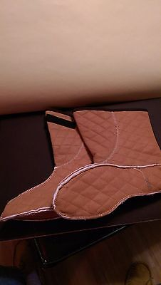 New Military Cold Weather Boot Liners - Size 7 - 7 .5,  W - XW , Free Shipping