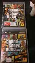 Ps3 gta 4 gta 5 Sony PlayStation 3 St Marys Penrith Area Preview