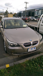 2008 BMW 525I E60 Sedan 2.5 litre Steptronic Sports Automatic Moonah Glenorchy Area Preview
