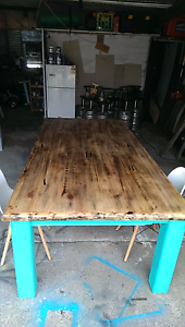 Beautiful refurbished huge dining table Winchelsea Surf Coast Preview