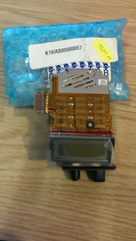 NEW M/A COM K19/AS00000057 MRKII LCD KEYBOARD FLEX ASSEMBLY M-RK II ERICSSON
