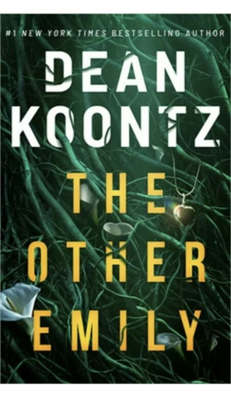 The Other Emily by Dean Koontz (English) Hardcover Book BRAND NEW