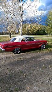 Beautiful 1962 Acadian Beaumont Convertible