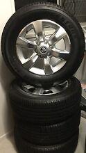 "Holden Colorado 18"" rims & tyres Thornlands Redland Area Preview"