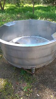 Stainless wine tank  Angle Vale Playford Area Preview