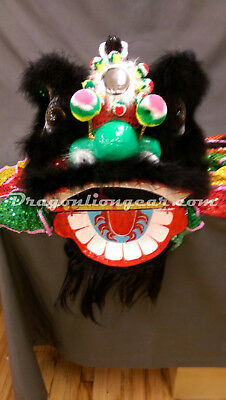 Costume For Two (Premium Chinese Lion Dance Costume for two)