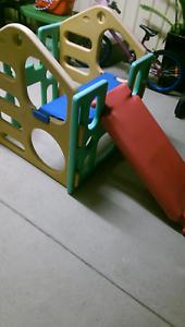 Kids climbing gym slide play equipment Success Cockburn Area Preview