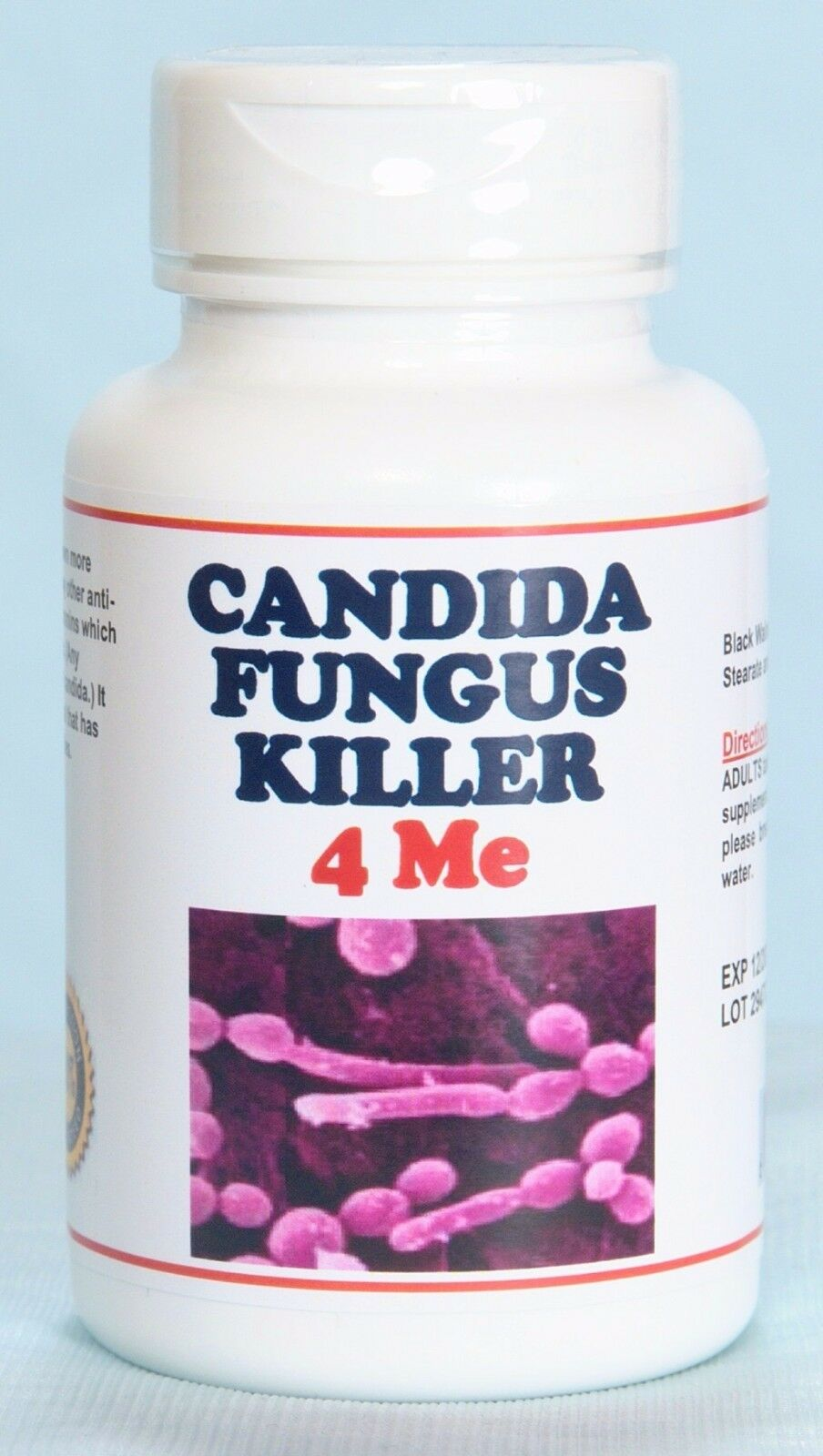 CANDIDIASIS KILLER  4 ME- CANDIDA ALBICANS - BUY CHEAPLY PAY DEARLY - ORIGINAL