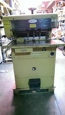 Challenge Paper Drill Ms-10a Three Drill Heads Included