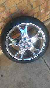 18 inch ROH international rims Morphett Vale Morphett Vale Area Preview