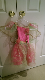Fairy costume size 4 (New)