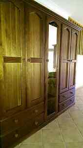 Pine wardrobes - pick up asap Bonnells Bay Lake Macquarie Area Preview