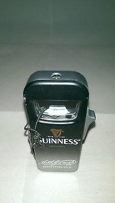 Guinness Bottle Opener Lighter - Official Guinness Product - Christmas Gift