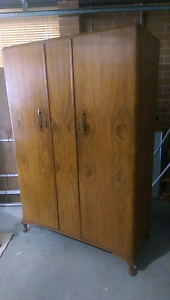 Wooden Wardrobe Woongarrah Wyong Area Preview