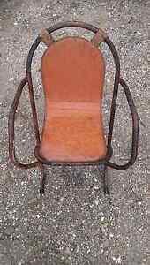 Vintage / retro/ industrial school chairs X10 $25 each Launceston Launceston Area Preview