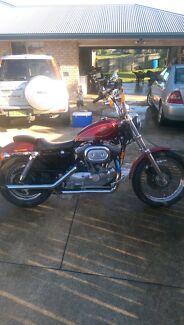 Harley Davidson 1200 evo sportster Cumbalum Ballina Area Preview