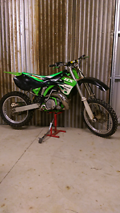 Kx250 two stroke swap for a three seater ute old Ford ect Buninyong Ballarat City Preview