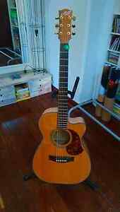 Maton 808 Custom Acoustic Guitar Scarborough Stirling Area Preview