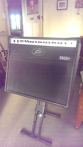 Peavy 6505+ 112 combo with pedals Greenslopes Brisbane South West Preview
