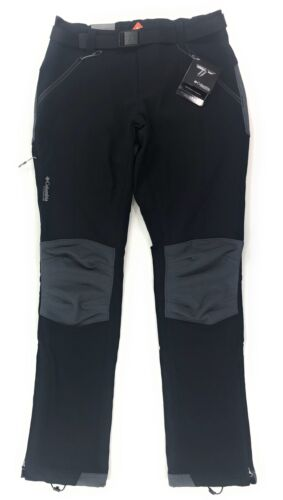 Columbia Titan Ridge II 2.0 Pants Womens 6 Titanium Black Tr