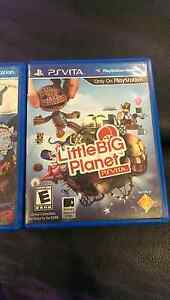 PS Vita with 4 games and 2 memory cards Hurstville Hurstville Area Preview