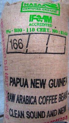 Peaberry Green Coffee -  3 - 20 lbs Papua New Guinea Goroka Eastern Highland Green Coffee Beans Peaberry