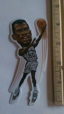 DAVID ROBINSON SAN ANTONIO SPURS NBA VINYL - Nba San Antonio Spurs