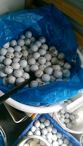 Used Golf balls for sale Lowood Somerset Area Preview