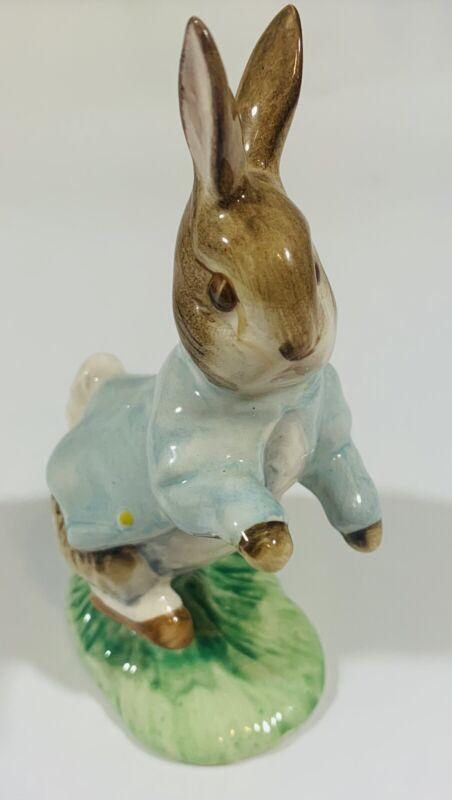 Beatrix Potter Royal Albert Peter Rabbit F. Warne & Co England Vintage