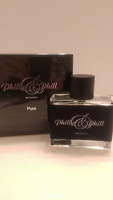 PHILLY & PHILL PURE-EASY FOR ECSTASY 3.3 OZ / 100 ML EAU DE PARFUM SP UNISEX NIB