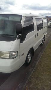 MAZDA van E2000 2002 model Wollongong Wollongong Area Preview