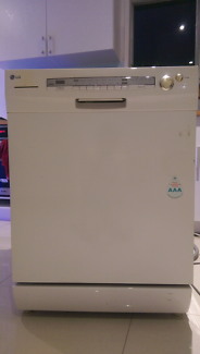 LG dishwasher in fully working order