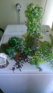Fake plants for fish tank $20 Clarkson Wanneroo Area Preview