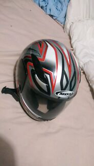 Helmet and Jacket Macquarie Fields Campbelltown Area Preview