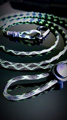 Kayak Paddle Leash (Heavy Duty) Made In USA Best Grab On Ebay 550 Paracord