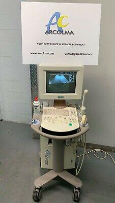Siemens Sonoline Adara Ultrasound System