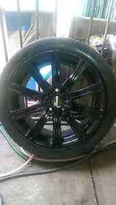 "19""VE HSV SENATOR WHEELS Bligh Park Hawkesbury Area Preview"