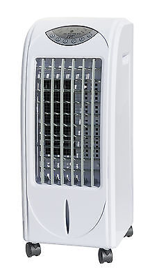 Sunpentown Evaporative Air Cooler/Humidifier/Fan with 3D Cooling Pad SF-614P