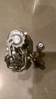 Shimano Zee 10sp rear derailleur medium cage
