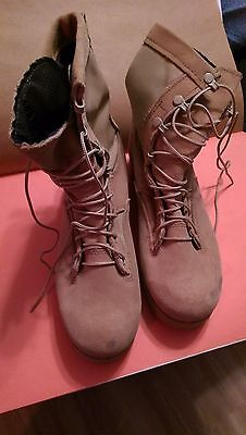 BELLEVILLE, BOOTS COLD WEATHER GORETEX, DESERT TAN, SIZE 6-W, NEW