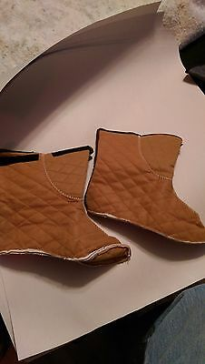 New Military Cold Weather Boot Liners - Size 5 - 5 .5,  W - XW , Free Shipping