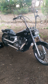 Honda shadow spirit VT750c2 custom