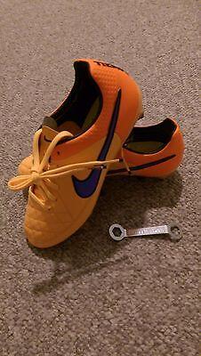 New Men's Nike Tiempo Legend V SG PRO Soccer Cleats Shoes si